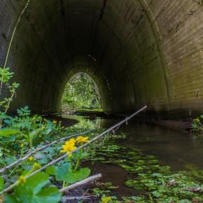 сталинские туннели под днепром фото