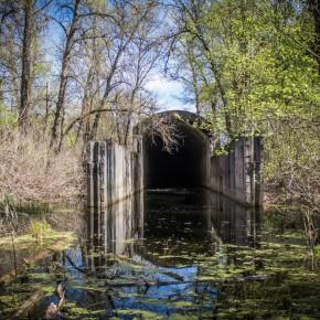 сталинские туннели под днепром